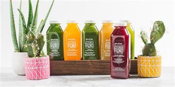 Booster Juice Cold Press Juice