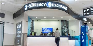 Internal Currency Exchange